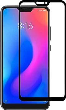 TBOC Protector Pantalla 5D para Xiaomi Mi 8 Lite: Amazon.es ...