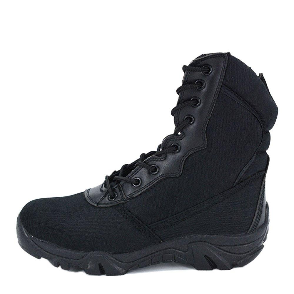 Nihiug Wanderschuhe Herren Wasserdicht Leichte High-Top Leichte Outdoor Camouflage Armee Stiefel Oxford Stiefel