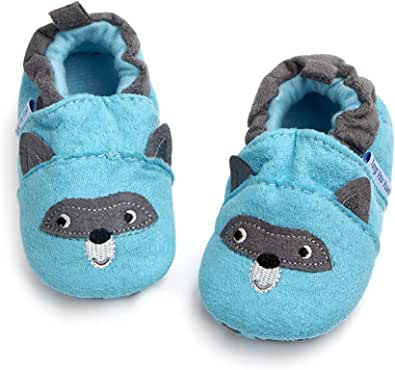 Zapatos de beb/é Ni/ños Ni/ñas Primeros Pasos Zapatillas Deportivas Reci/én Nacido Plano Goma Antideslizante por 0-18 Meses