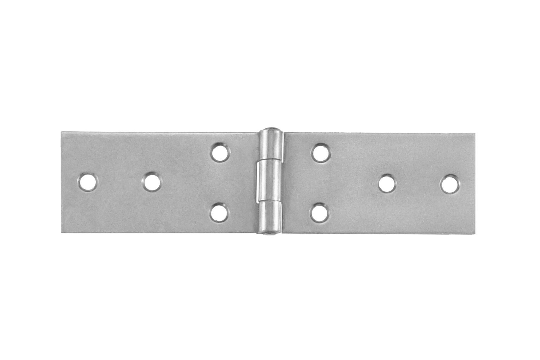 Max-Power in01141Stainless Long Close Hinges 140x 34mm, Set of 2, Blue