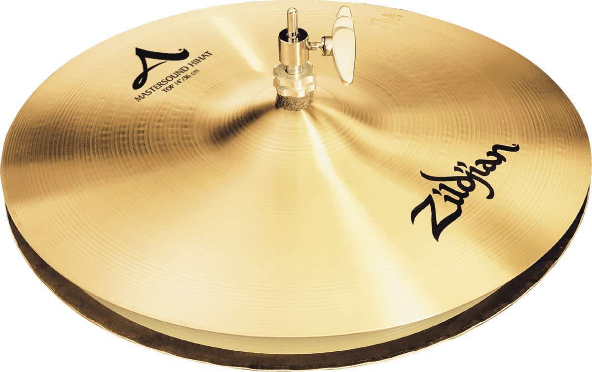 Zildjian A Series 14'' Mastersound Hi Hat Cymbals Pair by Avedis Zildjian Company