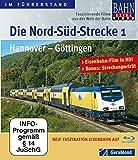 Die Nord-Sued-Strecke 1: Von Hannover ueber Elze und Northeim bis Goettingen Eisenbahnstrecke erleben im Fuehrerstand – Eisenbahn-Film in HD-Qualitaet