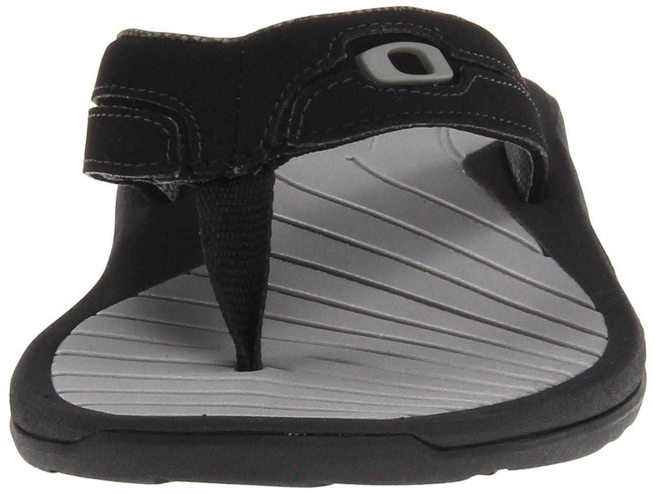 62d8802ba2203 Oakley Dune Sandals Black