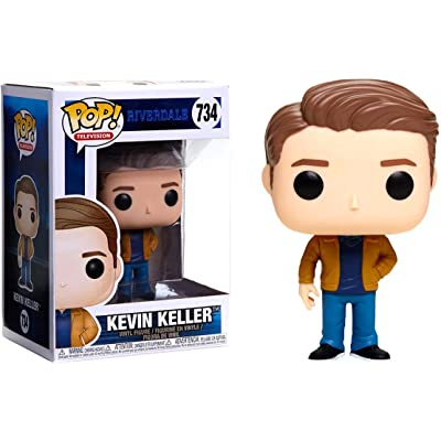 Funko Pop! Television #734 Riverdale Kevin Keller (Hot Topic Exclusive): Toys & Games