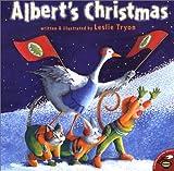 Albert's Christmas, Leslie Tryon, 0689838719