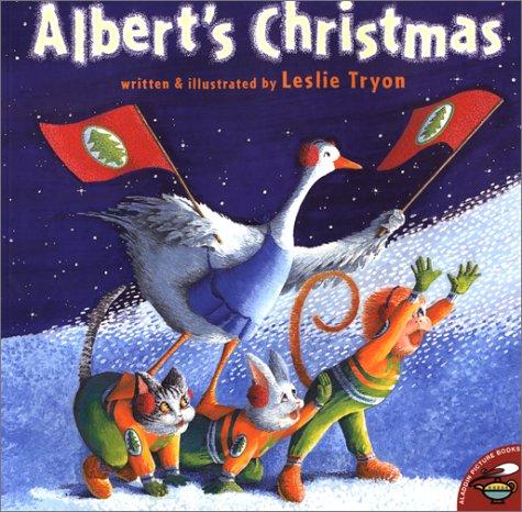 Albert's Christmas (Aladdin Picture Books) pdf epub