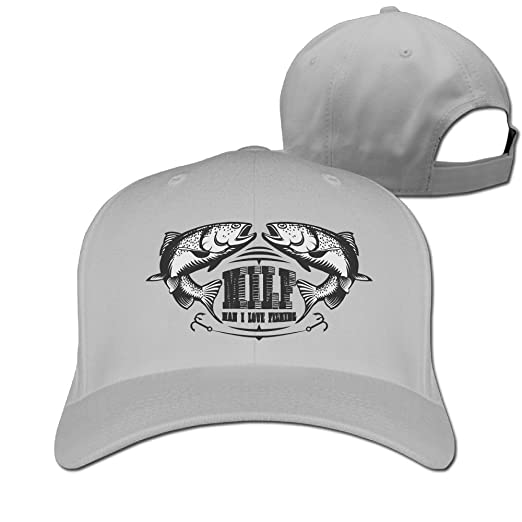 eafcedd1 WHa12 Cap Milf Man I Love Fishing Unisex Top Quality Dad Hat Adjustable  Baseball Cap