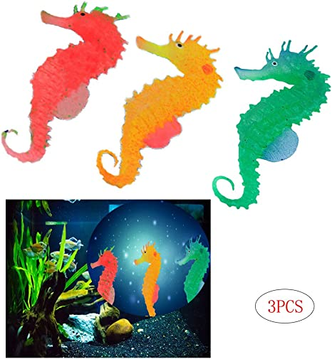 FUN  FISH BRADS ** 2 CUTE ** C MY STORE ** SEAHORSE /& FISH SHAPES** 8 PCS