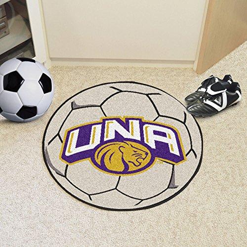 Fanmats University of North Alabama Soccer Ball/27 Diameter ()
