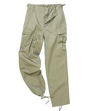 6421fc14ea Mil-Tec - Pantalón de US Ranger Hombre Tipo BDU Ranger Pantalón  Amazon.es   Ropa y accesorios