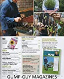 BBC Gardeners' World April 2011 Magazine HOW TO GROW YOURSELF HEALTHY Grow Herbs For Picking