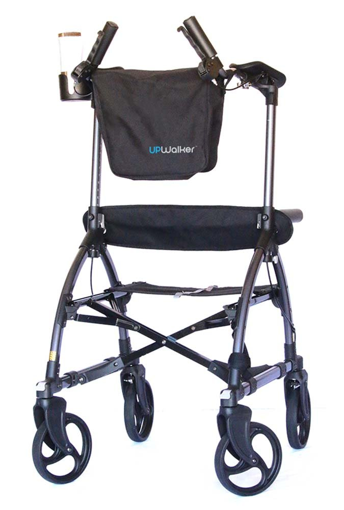 The UPWalker Walking Aid/Upright Walker by LifeWalker