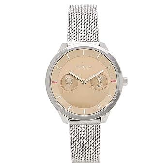 730cb0be498e [フルラ]腕時計 レディース FURLA 996303 W486 I49 LC4 シルバー キャメル [並行輸入品