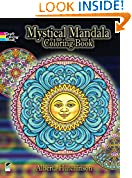 #4: Mystical Mandala Coloring Book (Dover Design Coloring Books)