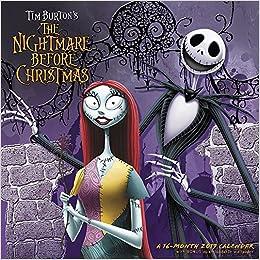 NEW Disney Nightmare Before Christmas Journal Planner Calendar 2018-2019