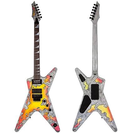 Amazon.com: Dean Guitars ML Guitarra Eléctrica con funda ...