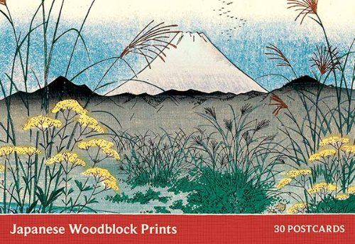 Download Japanese Woodblock Print Postcard Book ebook