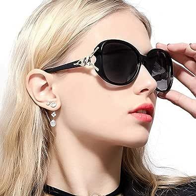 Classic Polarized Oversized Sunglasses for Women HD Lens UV Protection shades Fashion Retro Goggle Designer Eyewear