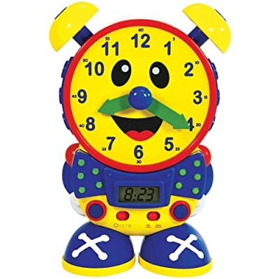 The Teaching Time Clock (Telly): Toys & Games
