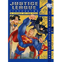 Justice League: Season 2 (DC Comics Classic Collection)