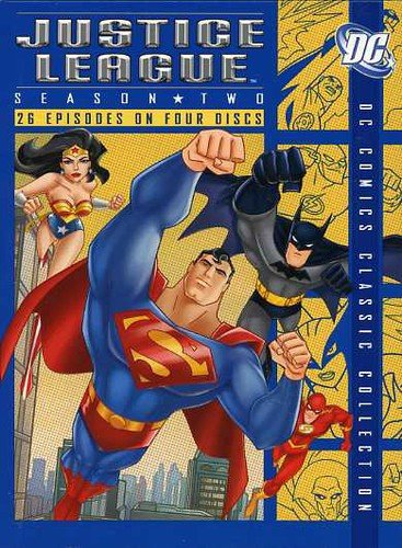Justice League: Season 2 (DC Comics Classic Collection) ()
