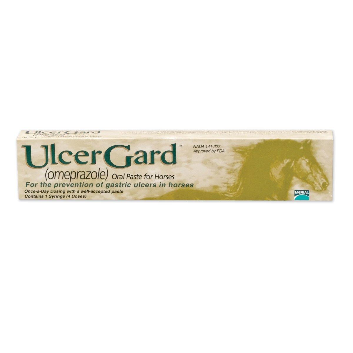 Merial UlcerGard (Omeprazole 2.28gm) Oral Paste by Merial (Image #1)