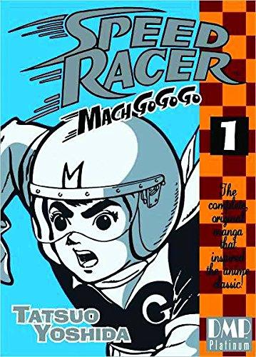 Speed Racer: Mach Go Go Go Box Set (Mach 5 Racers Toy)
