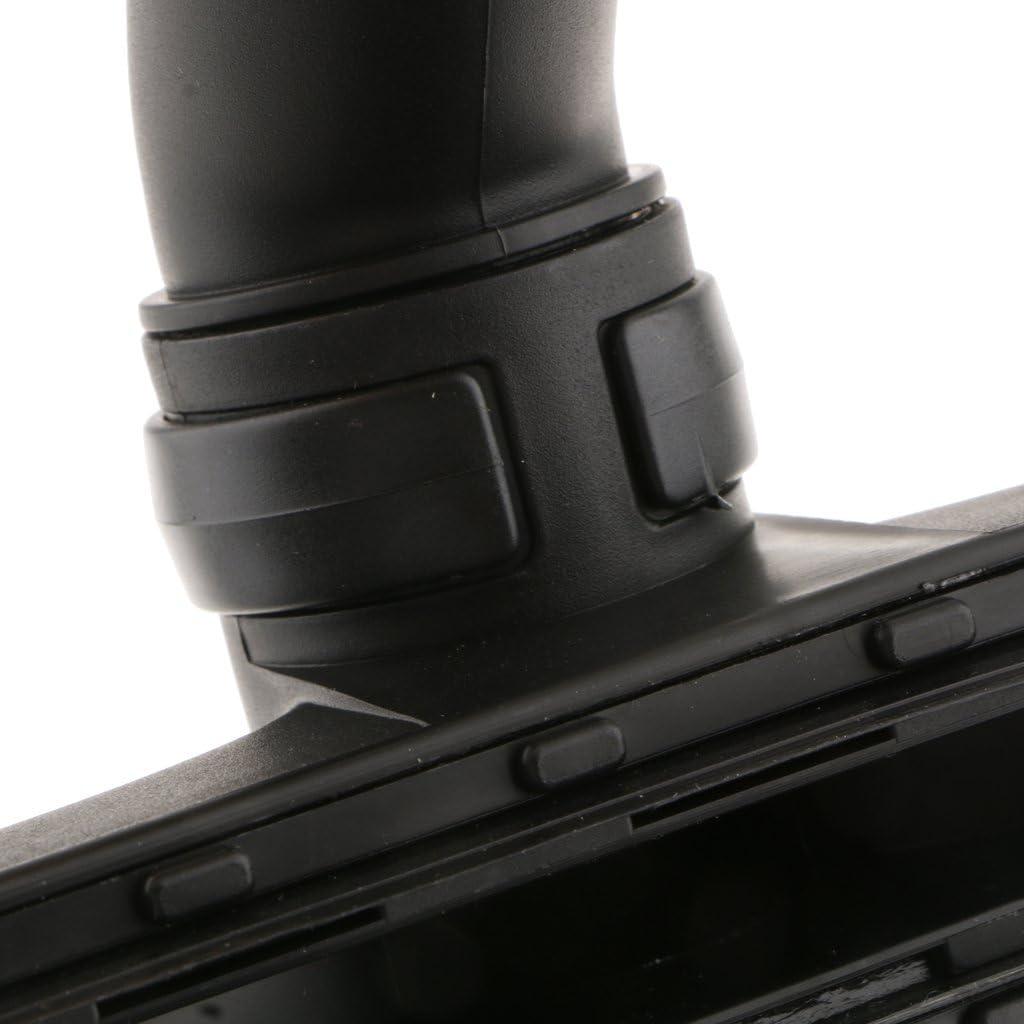IPOTCH 2 Unids Aspirador Universal Cepillos de Piso Agua Escobilla Cepillo de Cabeza 32mm 35mm