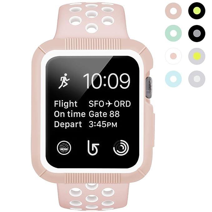 Shanhai Apple Watch, con banda, golpes y suciedad - carcasa ...