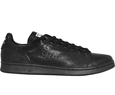 adidas by RAF Simons Unisex Simons Stan Smith Aged Core Black/Ftwr  White/Core