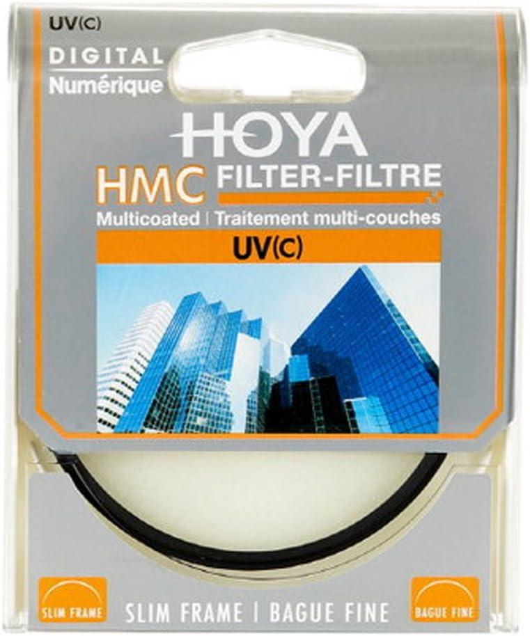 Hoya 62mm HMC Ultraviolet UV Slim Frame Multicoated Filter Made in The Philippines C