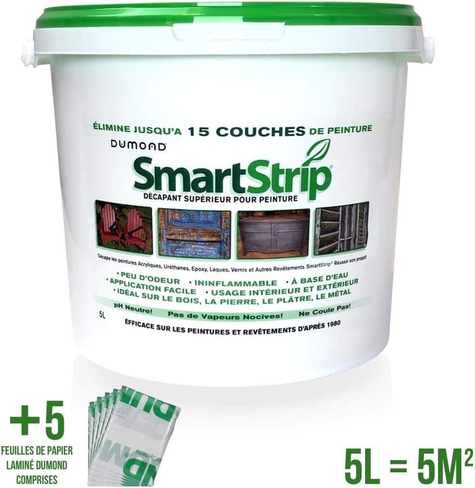 Smart Strip - Decapante de pintura biodegradable, gel al agua ...