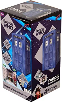 Doctor Who 06294 10th Electronic Tardis Playset