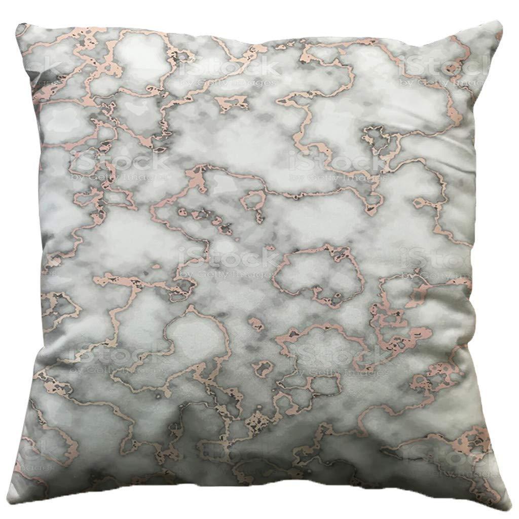 Minimalist Geometric Pillow Case Linen 45x45cm Cushion Cover Home Decor
