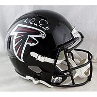 $275 » Matt Ryan Autographed Atlanta Falcons F/S Speed Helmet- Fanatics Auth White