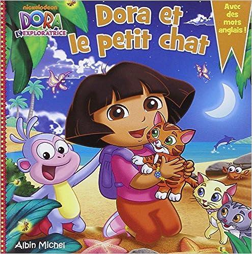 Livre gratuits en ligne Dora et le petit chat pdf, epub