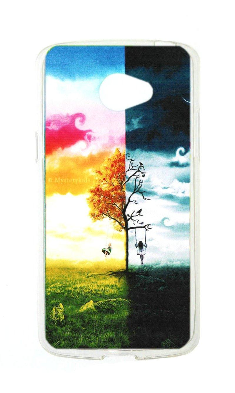TPU Carcasa para Funda LG X220ds K Series K5 Dual SIM Funda ...