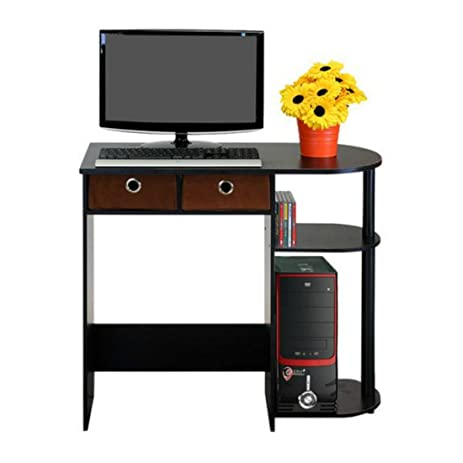 Furinno Multi Purpose Computer Desk   This Contemporary Laptop Table Is  Suitable For Your Home