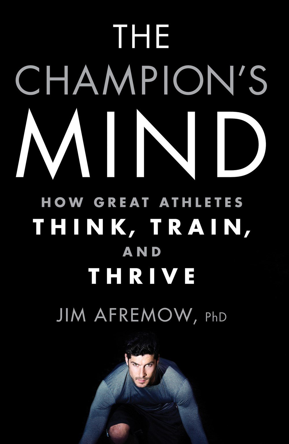 Champions Mind Great Athletes Thrive product image