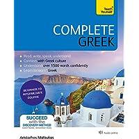 Matsukas, A: Complete Greek: Learn to read, write, speak and understand Greek