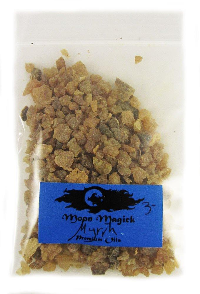 Myrrh Resin Raw Herb