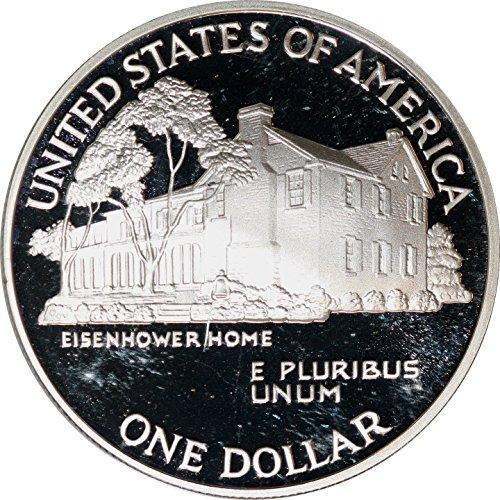 Buy eisenhower centennial dollar
