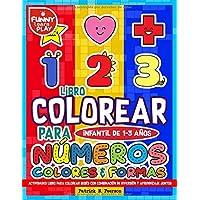 Libro Colorear para Infantil de 1-3 años