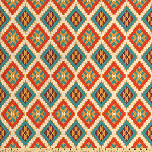upholstery fabric retro - 2