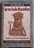 The Book of Jewish Books, Ruth S. Frank and William Wolheim, 0060630086