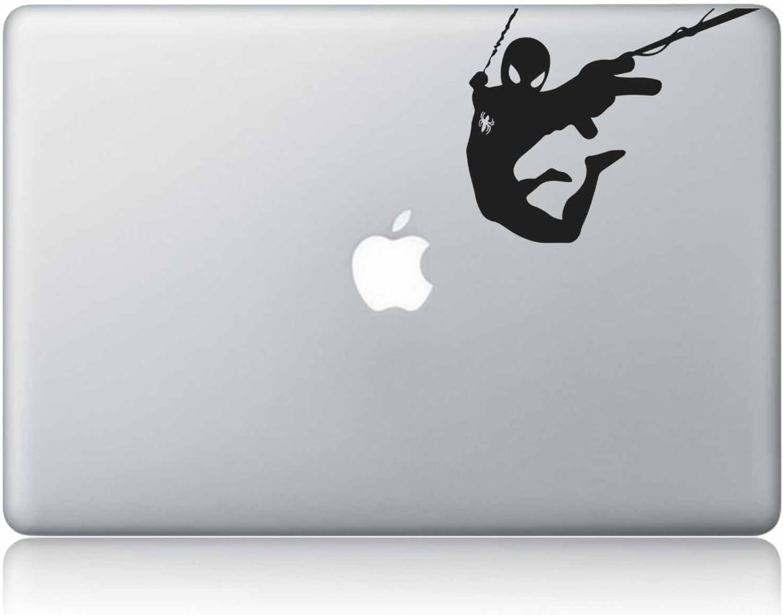 Spiderman-apple macbook laptop vinyl sticker decal