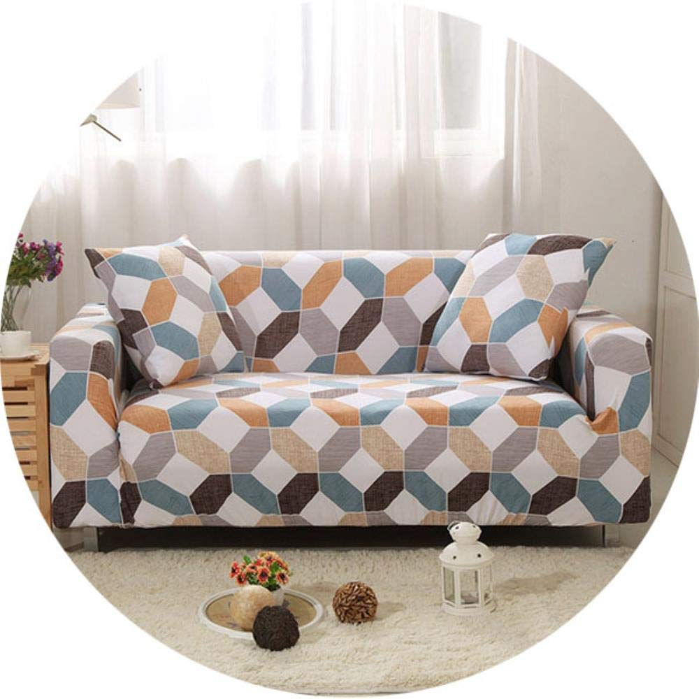Amazon.com: Sofa Cover Stretch Couch Cover Elastic Sofa ...