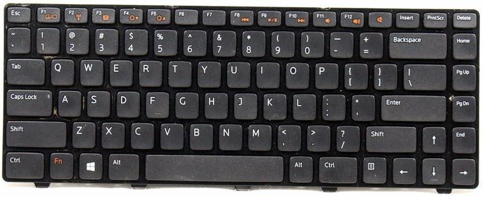 T5M02 New Genuine Dell XPS 15 L502X, Inspiron 14z N411Z 15 3520 Laptop Keyboard X38K3