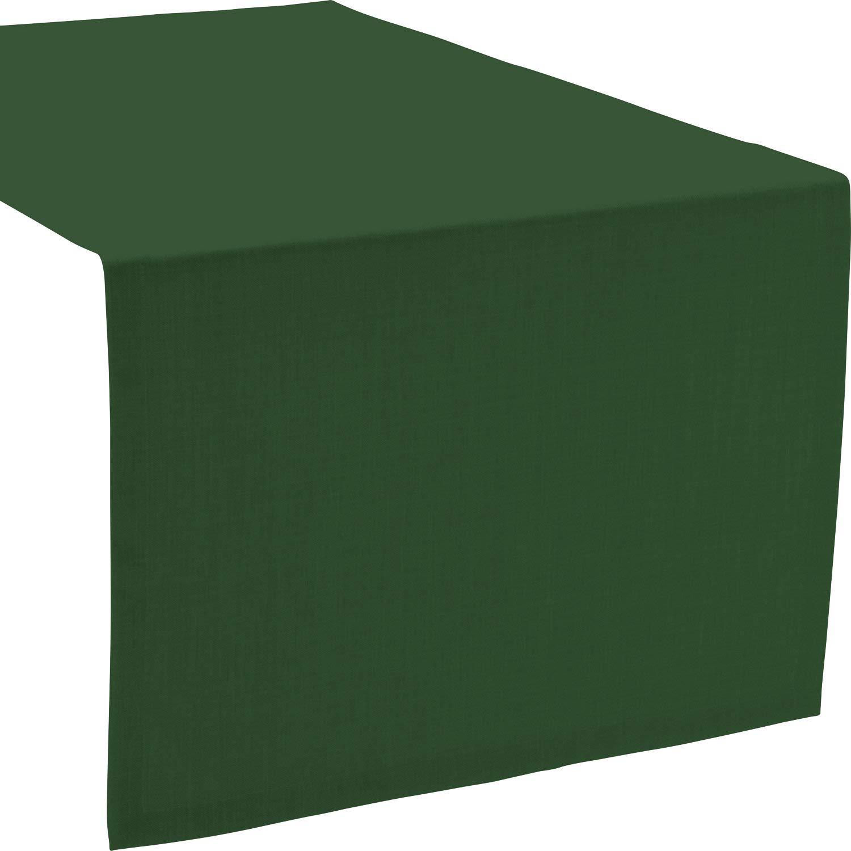 Sander Tischl/äufer Loft schwarz Gr/ö/ße 40x100 cm