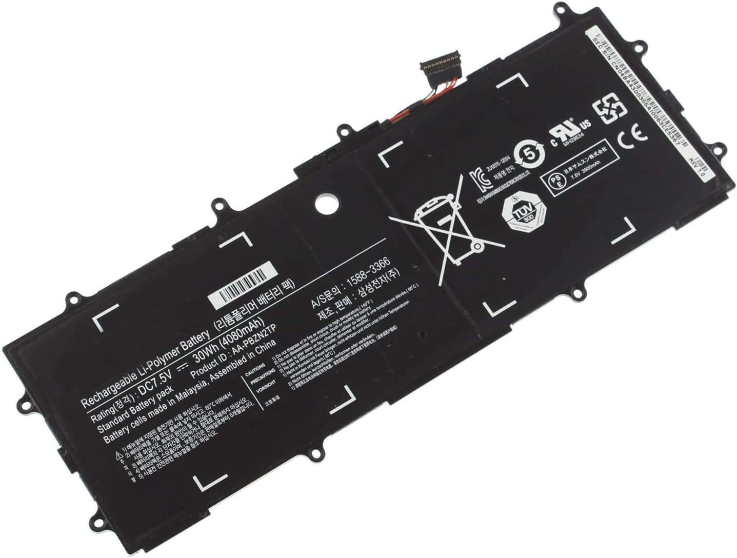 Daka Zeta III Plus Replacement Battery by UPS Battery Center